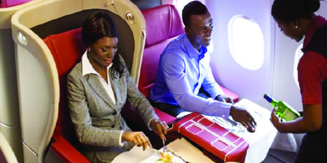 Arik Air introduces new wine selection